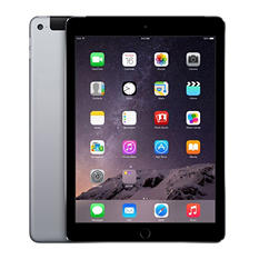 iPad Air 2 Wi-Fi + Cellular - Choose Color and Size