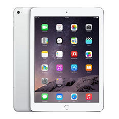 iPad Air 2 Wi-Fi + Cellular 64GB - Silver