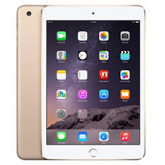 iPad mini 3 Wi-Fi 64GB - Gold