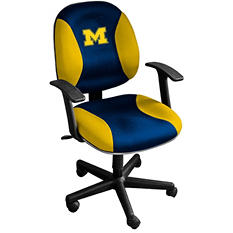 Michigan Wolverines Task Chair