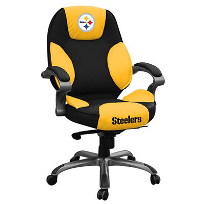 Pittsburg Steelers NFL Leather Chair
