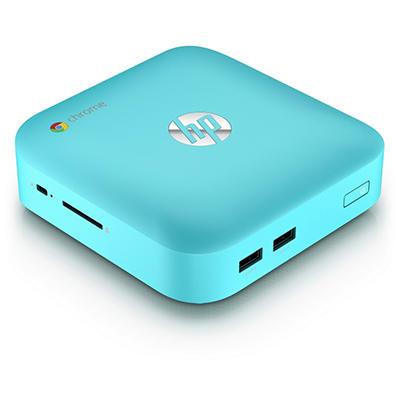 HP Chromebox CB1-016 Intel Celeron 2995U, 2GB Memory, 16GB Hard Drive