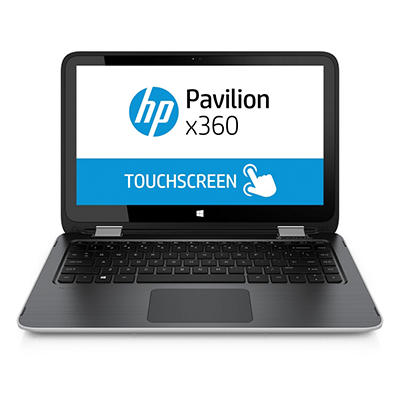 "HP Pavilion 13-a012cl 13.3"" Touch Convertible Laptop Computer, AMD A8-6410, 6GB Memory, 750GB Hard Drive"