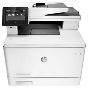 HP - Color LaserJet Pro MFP M477fdw -  Copy/Fax/Print/Scan