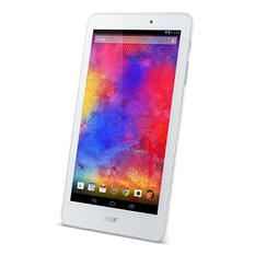 "8"" Acer Iconia One 8 Intel Quad-Core Processor w/ Bumper Case - White 16GB"