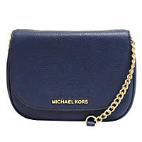 Bedford Small Leather Crossbody Bag by Michael Kors