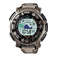 Men's Casio Atomic Solar Pro Trek Watch