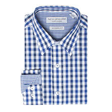 Nick Graham Woven Button Down Shirt