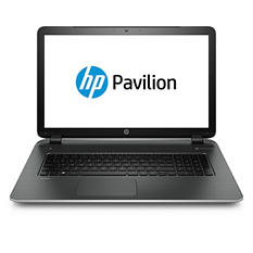 "17.3"" HP Pavilion Notebook, AMD Quad-Core A8-6410 APU, 6 GB Memory, 1 TB Hard Drive"