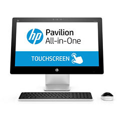 "HP 23"" Touch All-in-One, Intel Core i5-4460T, 6 GB Memory, 1 TB Hard Drive*FREE UPGRADE TO WINDOWS 10"