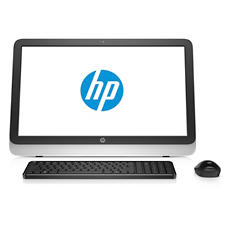 "HP 23"" All-In-One Desktop Computer with AMD Quad Core A6 Processor, 4GB Memory, 1TB Hard Drive"