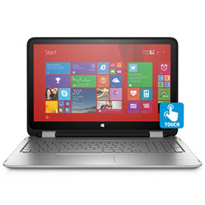 "HP Envy 15.6"" Touchscreen X360 Convertible 2-in-1 Notebook with Intel Core i7 Processor, 16GB Memory, 1TB Hard Drive"