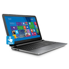 "HP Pavilion 15.6"" Touch Notebook, 8GB Memory, 1 TB Hard Drive - Various Colors"
