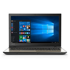 "Toshiba Satellite,  L55-C5340, 15.6"" Notebook, Intel Core i5-5200U, 8GB Memory, 1TB Hard Drive, with Windows 10"