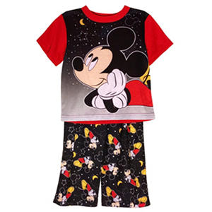 Disney's Mickey Mouse 2-Piece Pajama Set