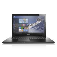 "Lenovo Z70 17.3"" Notebook, Intel Core i7-5500U, 16GB Memory, 1TB + 8GB SSHD Hard Drive, with Windows 10"