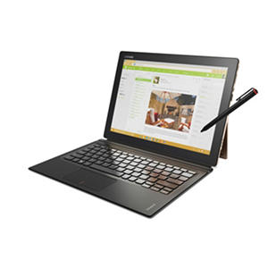 "Lenovo IdeaPad Miix 700, 12"" 2-in-1,80QL0000US, Intel Core M3 6Y30, 4Gb Memory, 64 Gb SSD, with Windows 10"