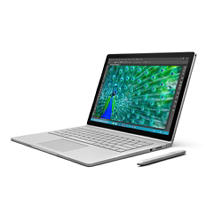 Surface Book Bundle with Intel i5 Processor, 8GB Memory, 256GB SSD Hard Drive Device, Surface Pen, Windows 10 Pro, 1 Year of Office 365 Personal and Wireless Display Adapter