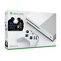 Xbox One S 500GB Halo Collection Bundle