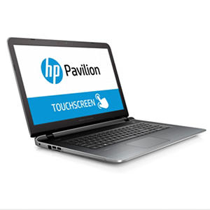 "HP 17.3"" Touch Notebook, Intel Core i5-5200U, 8GB Memory, 1TB Hard Drive"