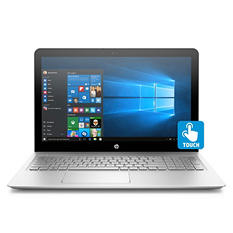 "HP ENVY 15-as020nr 15.6"" FHD Touchscreen Notebook, Intel Core i7-6500U, 12GB RAM, 256GB SSD, Windows 10 Home"