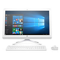 "HP 24"" HD IPS All-in-One Desktop 24-g017c, Intel Core i5-6200U Processor, 4GB Memory, 1TB Hard Drive, Wireless Keyboard and Mouse, Windows 10"