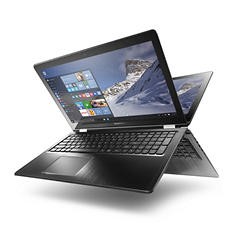 "Lenovo Flex 3, 15"" Notebook, Intel Core i7-6500, 8GB Memory,1TB Hard Drive, with Windows 10"