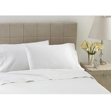 600TC Hotel Luxury Collection Striped Gold Sheet Set - Cal King