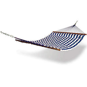 Hammaka Pillow Hammock - Blue & White Stripe