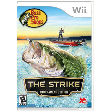 Bass Pro Shops: The Strike Tournament Edition - Wii