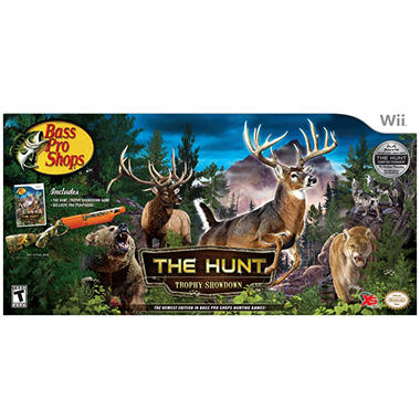 Bass Pro Shops: The Hunt Bundle - Wii