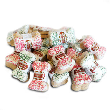 Fopper?s Christmas Anytime Dog Treats - 60 pc.