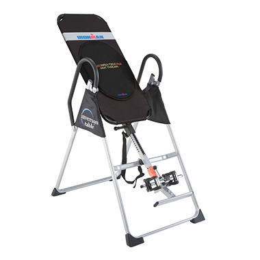 Ironman Relax 900 Infrared Inversion Table Combo