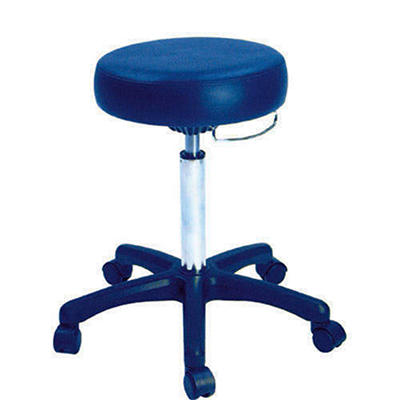 Ironman Massage Rolling Stool - Navy Blue