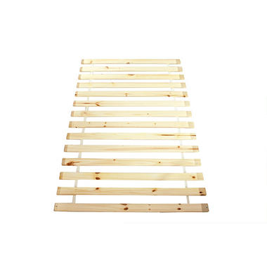 Twin Bed Size Roll Out Slat Support
