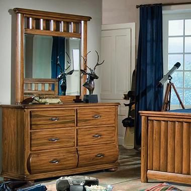 Ridgeland Double Dresser