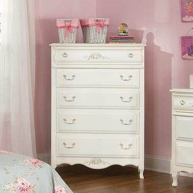 Rhyland 5 Drawer Chest