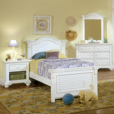 Sterling Bedroom Set - Twin - 4pc .