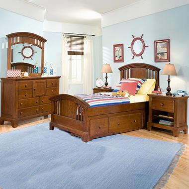 Cambridge Bedroom Set - Twin - 4pc