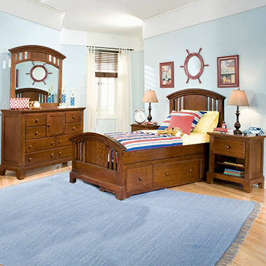 Cambridge Bedroom Set - Twin - 4pc