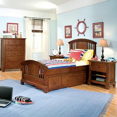 Cambridge Bedroom Set - Twin - 3pc