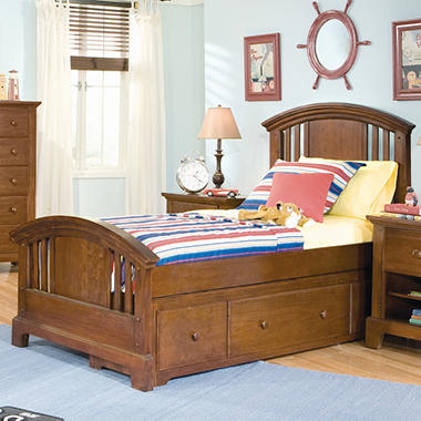 Cambridge Storage Bed - Twin