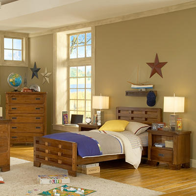 Pace Bedroom Set - Twin - 3pc