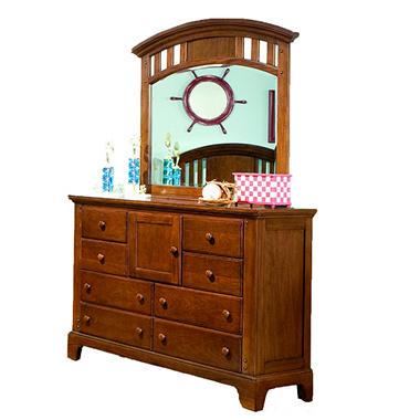 Cambridge Dresser and Mirror