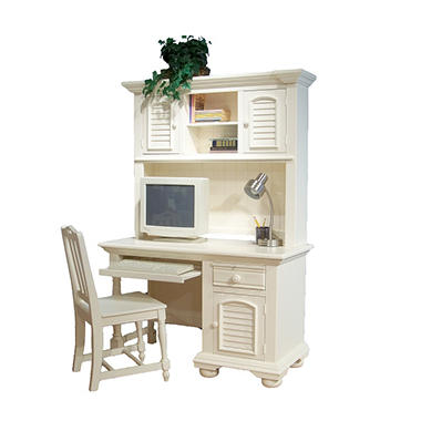 Sterling Desk, Hutch and Chair - Sam's Club