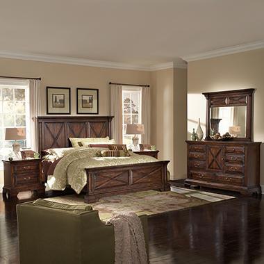 Homestead Bedroom Set - Queen - 5 pc.