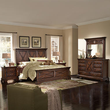 Homestead Bedroom Set - King - 5 pc.
