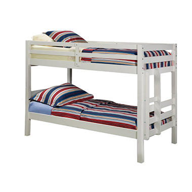 Rockwood Bunk Bed - White - Twin