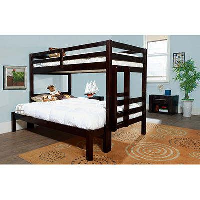 Rockwood Bunk Bed - Twin over Full
