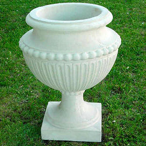 Large Cast Stone Classic Urns - 2 pk.